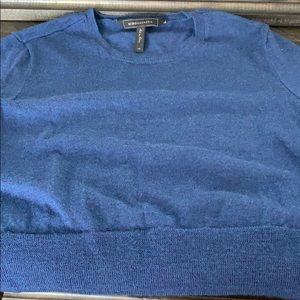 Bcbgmaxazria cropped sweater size XS